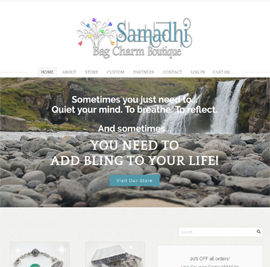 Samadhi Bag Charm Boutique